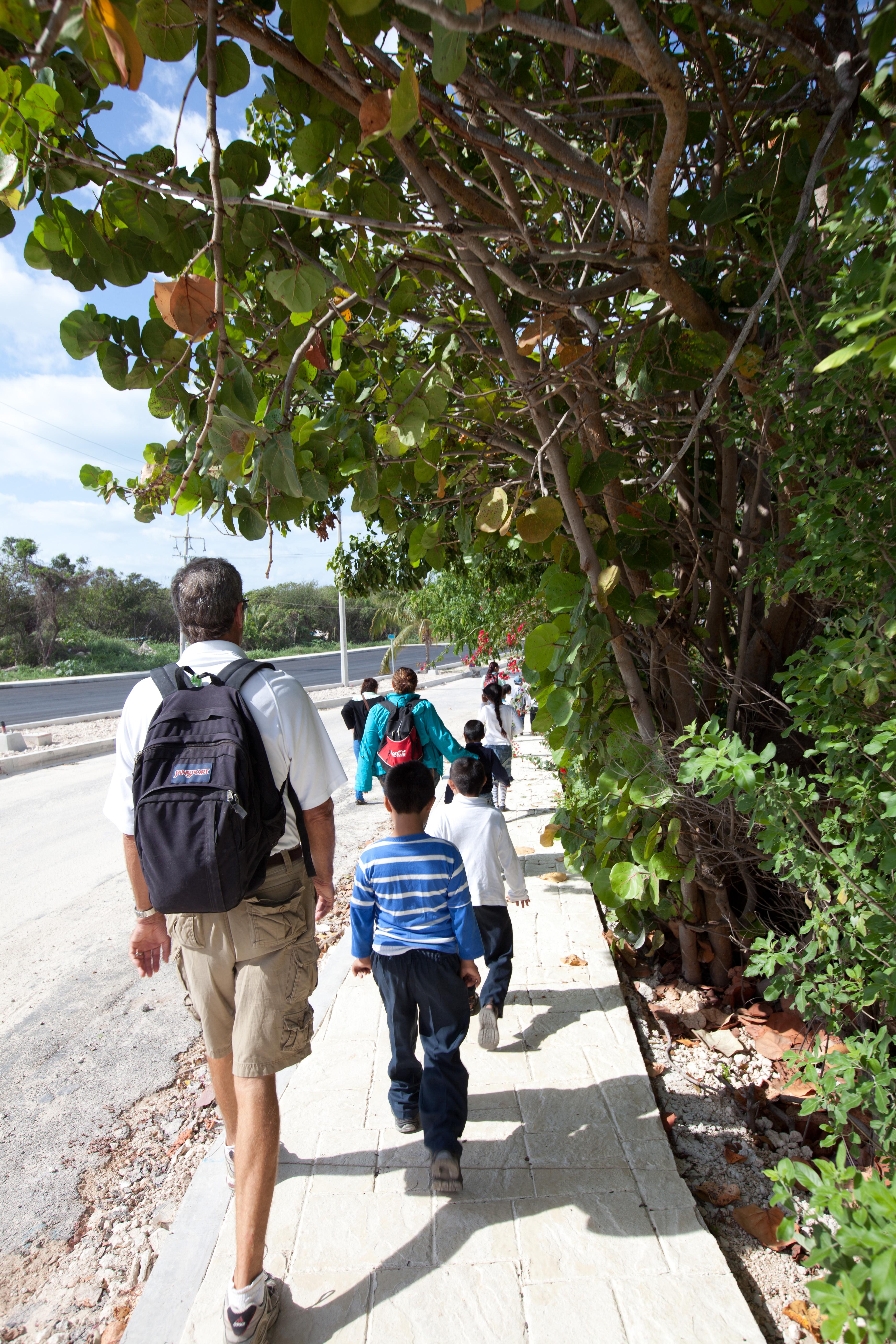 A field trip to Mundaca